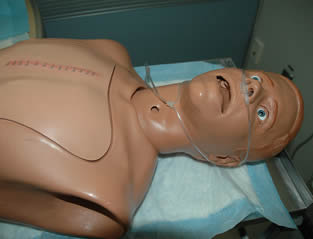 medical-practice-dummy-for-training