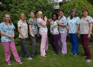 nurses-outside-facility