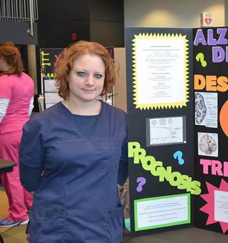 nursing-student-woman-at-college-display