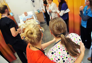 nurses-in-training-program
