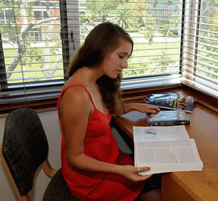 young-woman-college-student-at-study