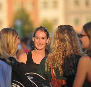college-women-on-campus