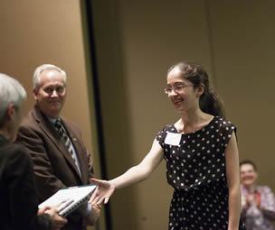 college-girl-accepting-award