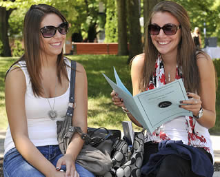 young-female-college-students-on-campus