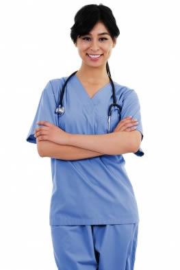 nursing-assistant-on-the-job