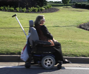 road-wheelchair