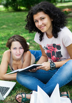 college-young-women-with-computer