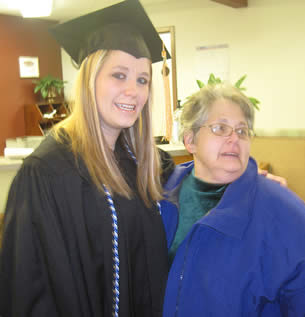 nurse-graduation-with-elderly-woman