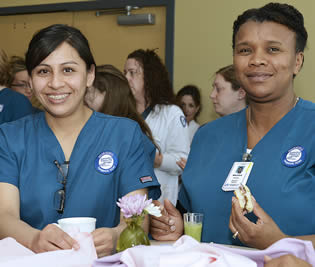 nurses-in-career-event